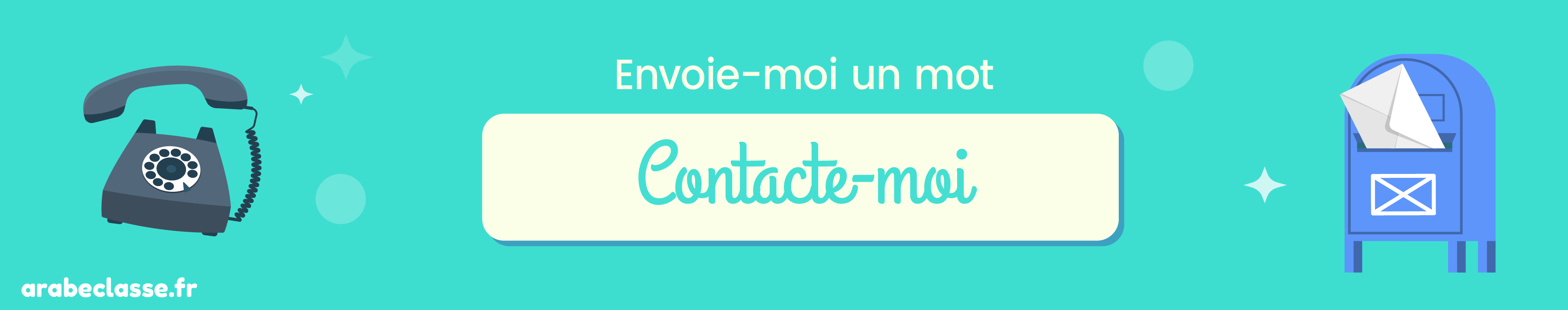 contact Arabe Classe